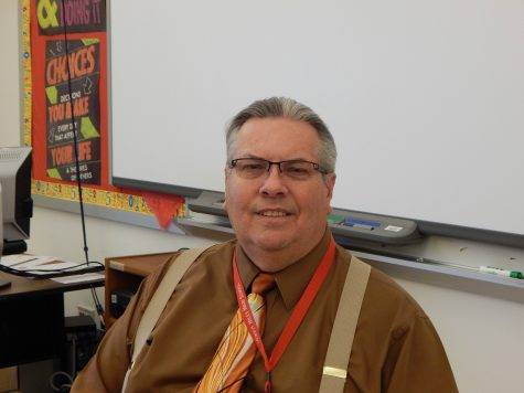 The End of An Era: Mr. Nieman Retires