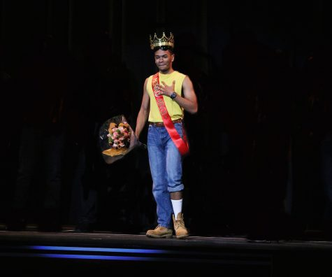 Russell Crowned King