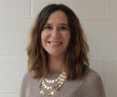 Mrs. Stevenson Named Teacher of the Year