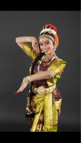 Akhila Annadanam: Dancer At Heart Reaches the World Record Book