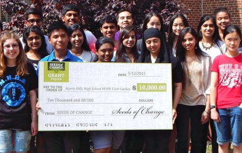 HOPE Club Garden Wins National Grant