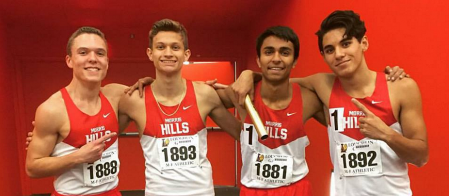 Morris Hills Boys On Track for Greatness