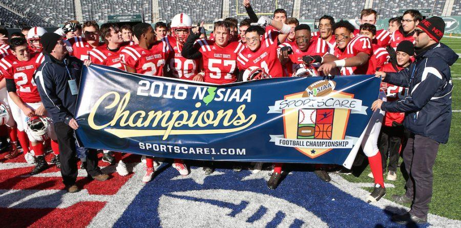 Champions! MH Football Takes Title