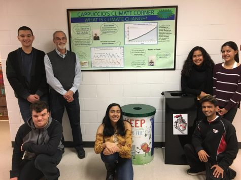 Morris Hills High School Environmental Action Club