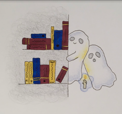 Haunted Rockaway: Ghosts in the Library?