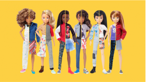 Mattel Breaks Barriers by Introducing New Doll