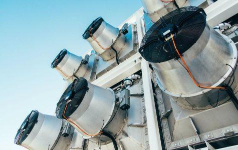 Climeworks Direct Air Capture plant, Switzerland. Credit: © Climeworks / Julia Dunlop