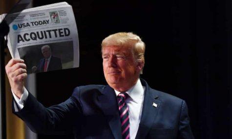 The Second Escape of Donald J. Trump