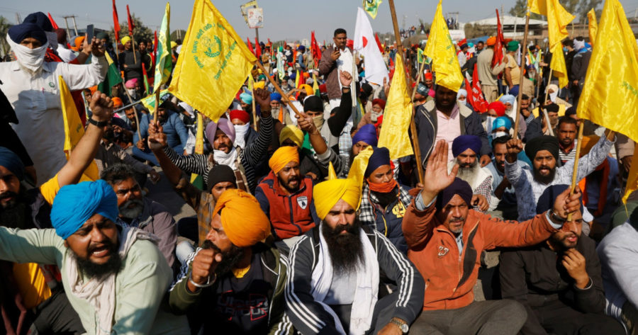 Understanding the Farmers Protests in India