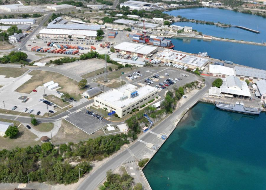 The Cuban Harbor that Details 21th Century America