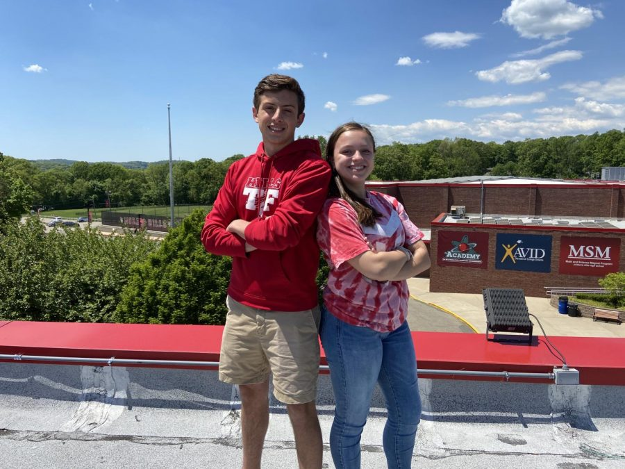 Youre More Than Just a Student: MH Valedictorian and Salutatorian Named